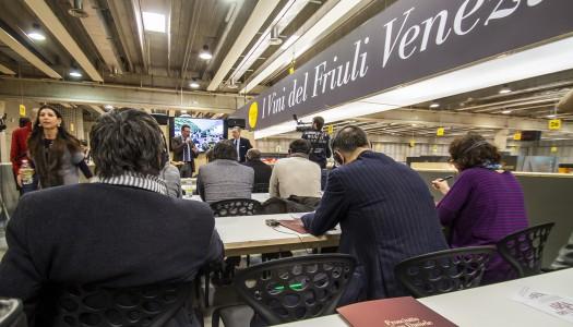 Appuntamento con Vinibuoni d'Italia anche in Friuli Venezia Giulia
