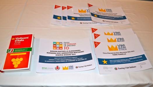 La presentazione di Vinibuoni in Emilia Romagna