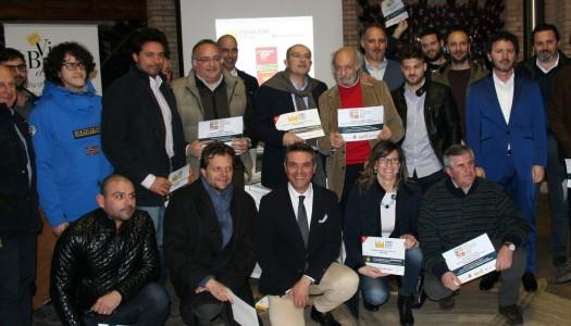 Grande affluenza di pubblico e produttori alla presentazione in Abruzzo