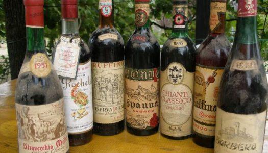 Etichette, insolite espressioni dell'universo del vino…