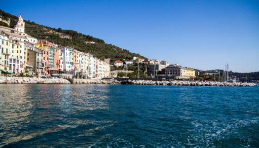 I vigneti eroici e i tesori delle acque di Portovenere