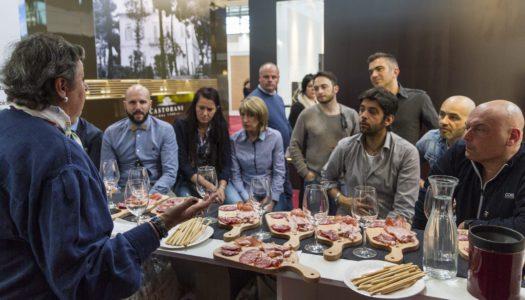 I laboratori di Vinibuoni d'Italia a Vinitaly