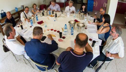 Partecipa alle finali di Vinibuoni d'Italia