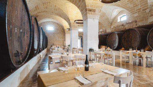 Vinibuoni raddoppia in Puglia al Ristorante Malcandrino