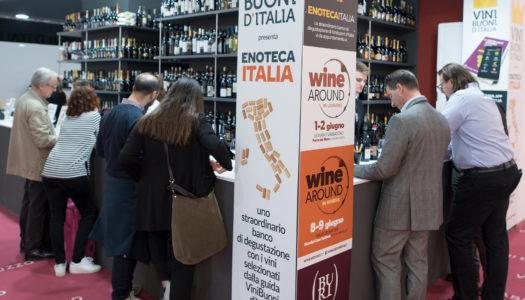 Vinibuoni d'Italia a Vinitaly con Enoteca Italia