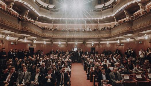 Presentazione di Vinibuoni d'Italia 2020 a Merano