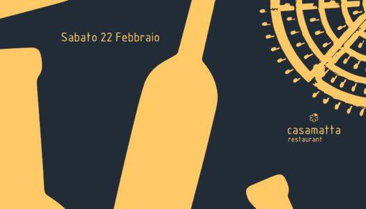 Una Cena  stellata con Vinibuoni d'Italia al Vinilia Resort